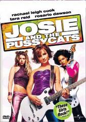 Josie And The Pussycats on DVD