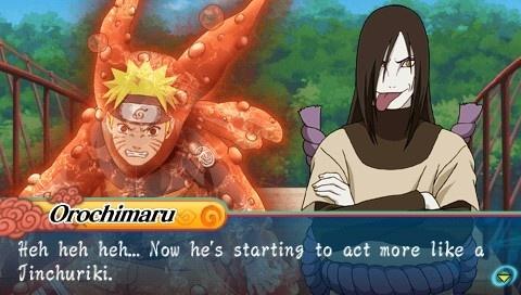 Naruto Shippuden: Ultimate Ninja Heroes 3 (Essentials) for PSP image