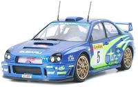 Tamiya Subaru Impreza WRC 2001 1:24 Kitset Model image