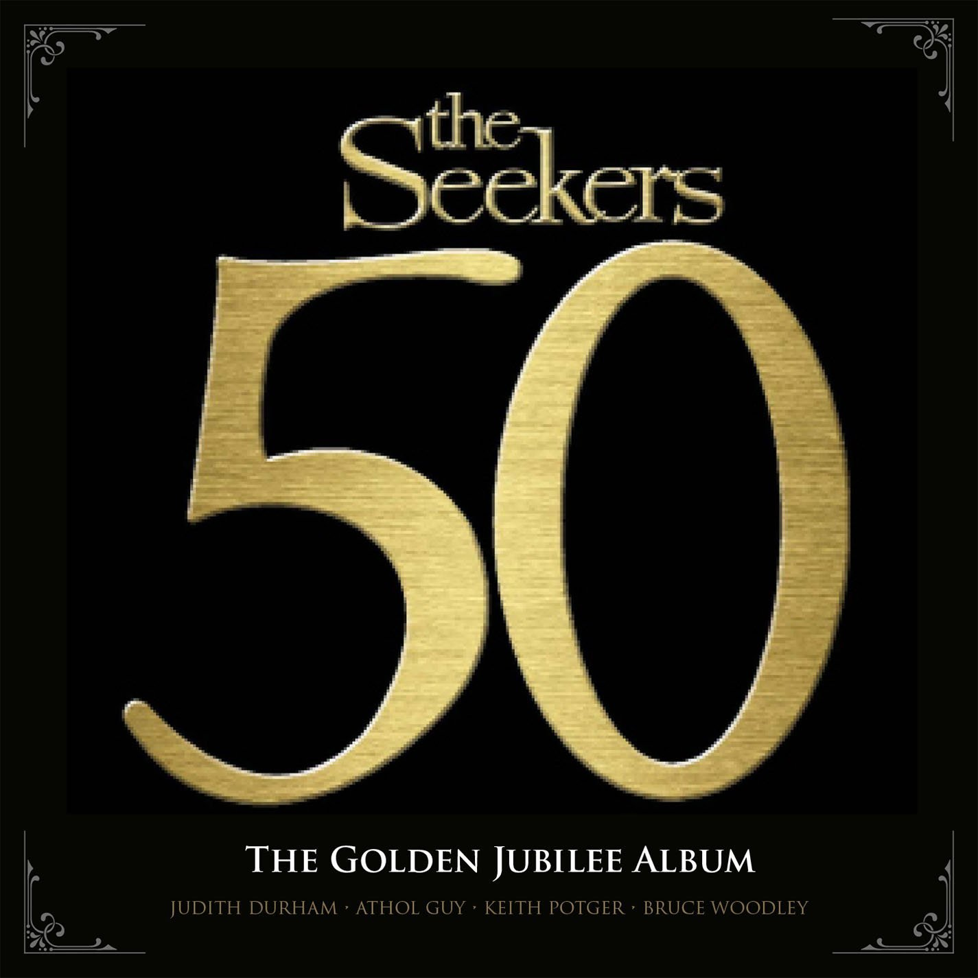 50 (The Golden Jubilee Album) by The Seekers image