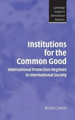 Institutions for the Common Good image