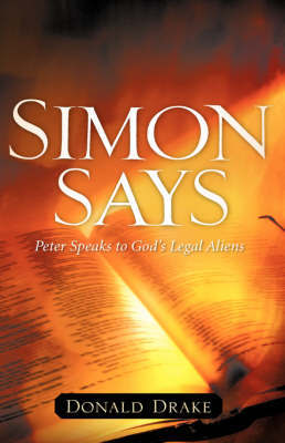 Simon Says by Donald Drake