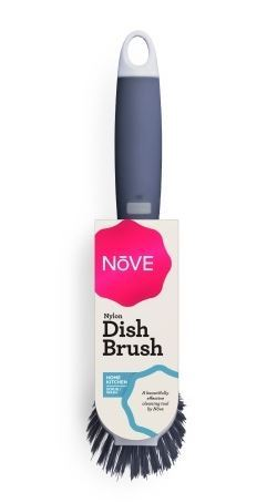 Nove Dish Brush - Round
