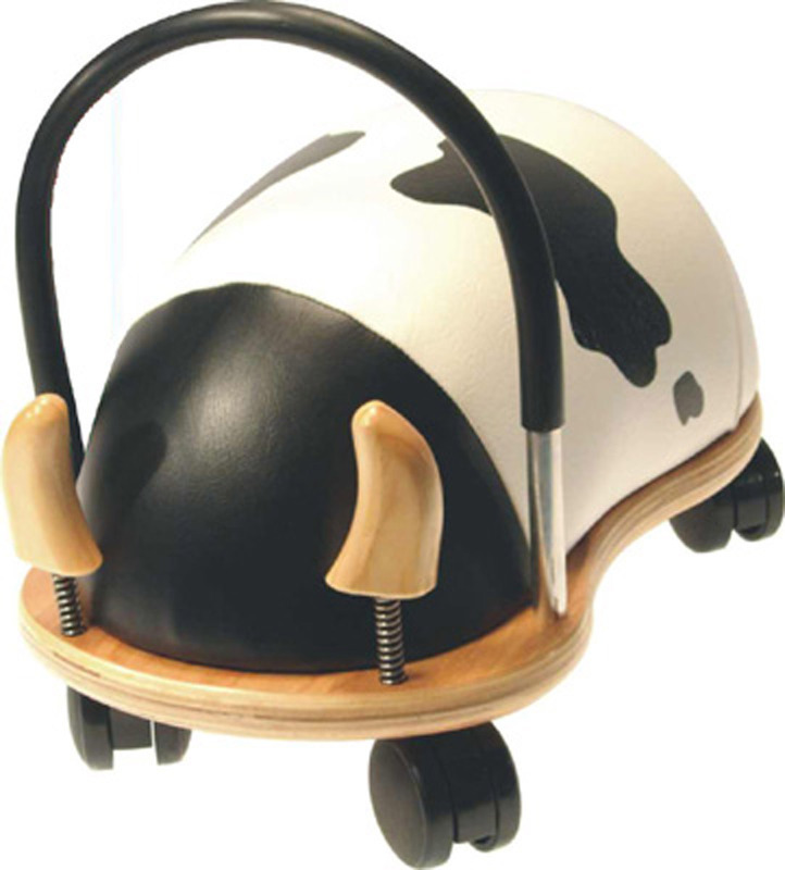 Wheely Bug: Cow - Small image