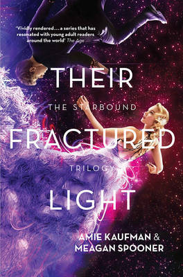 Their Fractured Light by Amie Kaufman image