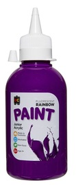 EC Colours - 250ml Rainbow Acrylic Paint - Fluoro Purple