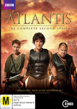 Atlantis - Season 2 on DVD