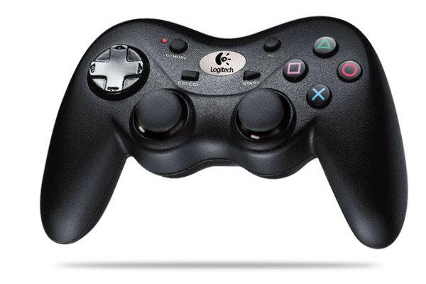Logitech Cordless Precision Controller for PS3 image