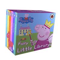 Peppa Pig: Fairy Tale Little Library Box Set by Lauren Holowaty