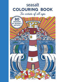 Seasalt Colouring Book by Ryland Peters & Small