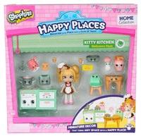 Shopkins: Happy Places - Kitty Kitschy Set