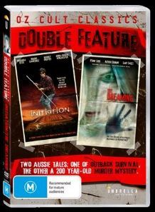Oz Cult Classics Double Feature - Initiation & The Dreaming on DVD