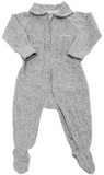 Bonds Newbies Zip Poodelette - Grey Marle (New Born)