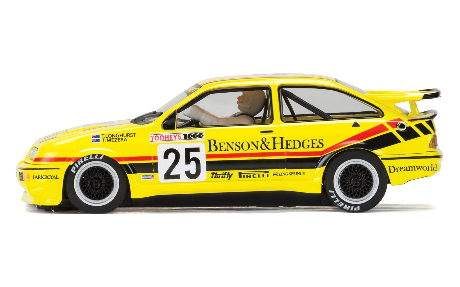 Scalextric: Ford Sierra RS500, Bathurst 1988 - Slot Car image