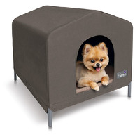 Kazoo: Cabana Outdoor Dog House - Cobalt (XS)