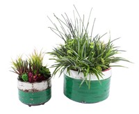 Bondi Balcony Planter Set (Set of 2)