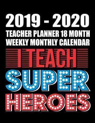 teacher planner month weekly monthly calendar i teach