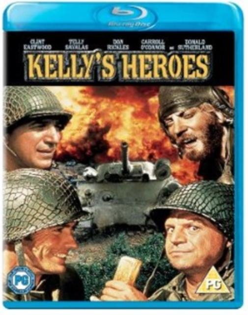 Kellys Heroes on Blu-ray