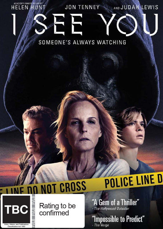 I See You on DVD