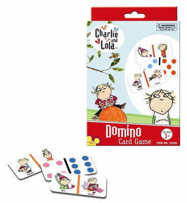 Domino Card Game by Lauren Child image