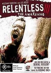 Relentless III: The Awakening on DVD
