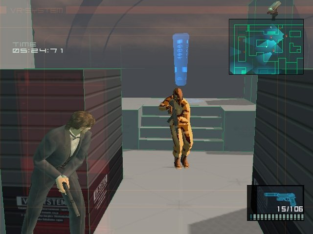 Metal Gear Solid 2: Substance for PlayStation 2 image