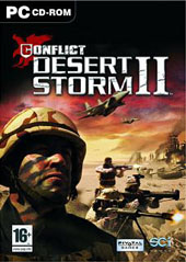 Conflict Desert Storm II for PC Games