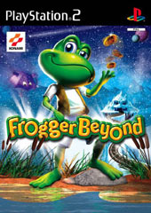 Frogger Beyond for PlayStation 2
