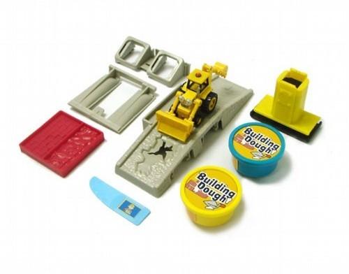 Bob the Builder: Take Along Scoop Fix It Dough Set