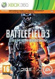 Battlefield 3 Premium Edition for Xbox 360