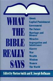 What the Bible Really Says image