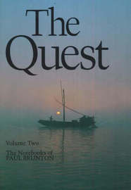 Quest by Paul Brunton image