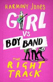 Girl vs. Boy Band by Harmony Jones image