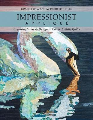 Impressionist Applique by Grace Errea