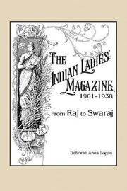 The Indian Ladies' Magazine, 1901-1938 by Deborah Anna Logan image