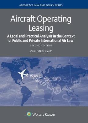 Aircraft Operating Leasing by Donal Patrick Hanley