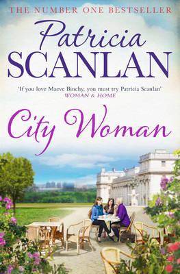 City Woman by Patricia Scanlan
