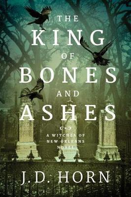 The King of Bones and Ashes by J D Horn