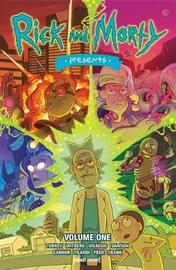 Rick and Morty Presents by Delilah S Dawson