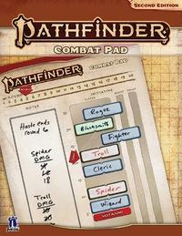 Pathfinder RPG: Combat Pad (2nd Edition)