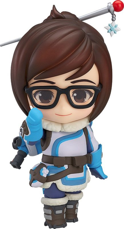 Overwatch : Mei (Classic Skin Edition) - Nendoroid Figure