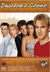 Dawson's Creek - Season 3 on DVD