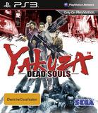 Yakuza: Dead Souls for PS3