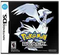 Pokemon Black Version (U.S version, region free) for Nintendo DS