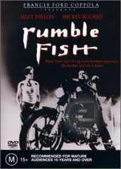 Rumble Fish on DVD