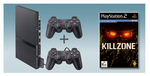 Console Bundle Killzone PS2 Console + Killzone Game for PlayStation 2