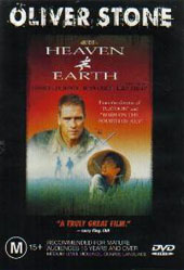 Heaven & Earth on DVD