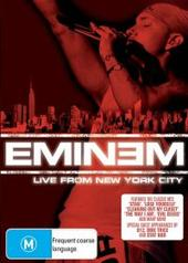 Eminem: Live from New York City on