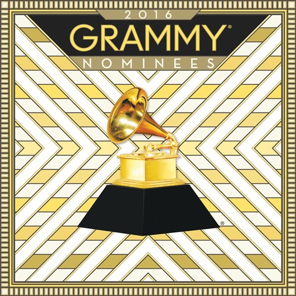 2016 Grammy Nominees Album by Various image