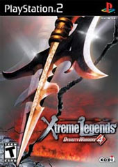 Dynasty Warriors 4: Extreme Legends for PS2